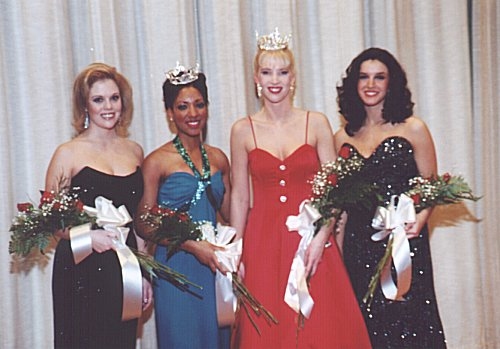 Miss Central Pennsylvania, Miss Greater Juniata Valley and the 2000 runner-ups