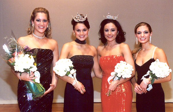 Miss Central Pennsylvania, Miss Greater Juniata Valley and the 2004 runner-ups