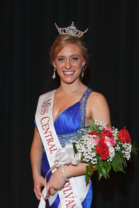 Miss Central Pennsylvania 2010 Lauryn DeBaie