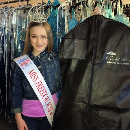Miss Teen Pennsylvania 2014