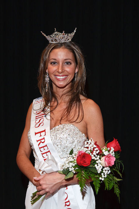 Miss Freedom Forge 2010 Heidi Welker