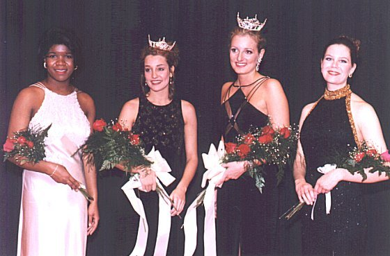 Miss Central Pennsylvania, Miss Greater Juniata Valley and their Court