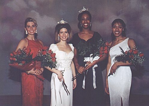 Miss Central Pennsylvania, Miss Greater Juniata Valley and the 1999 runner-ups