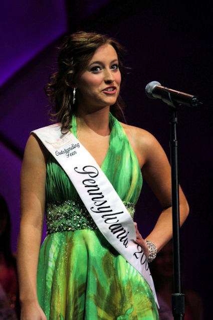 Miss pa outstanding teen 2010 share